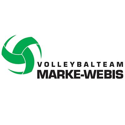 Volleybalteam Marke-Webis