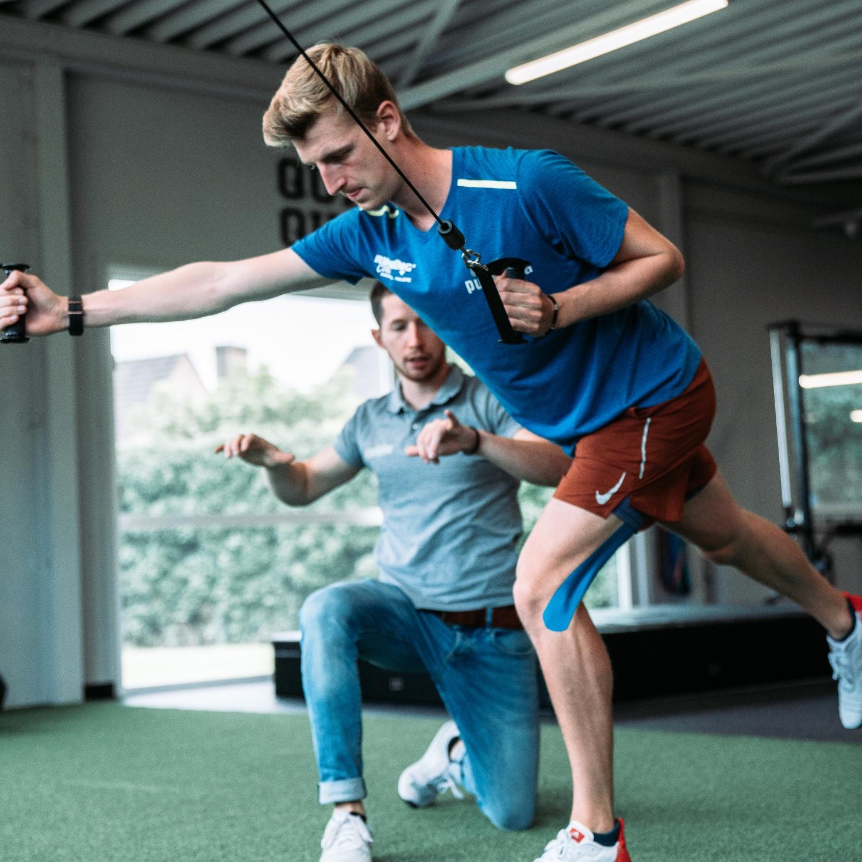 Sportrevalidatie in Roeselare