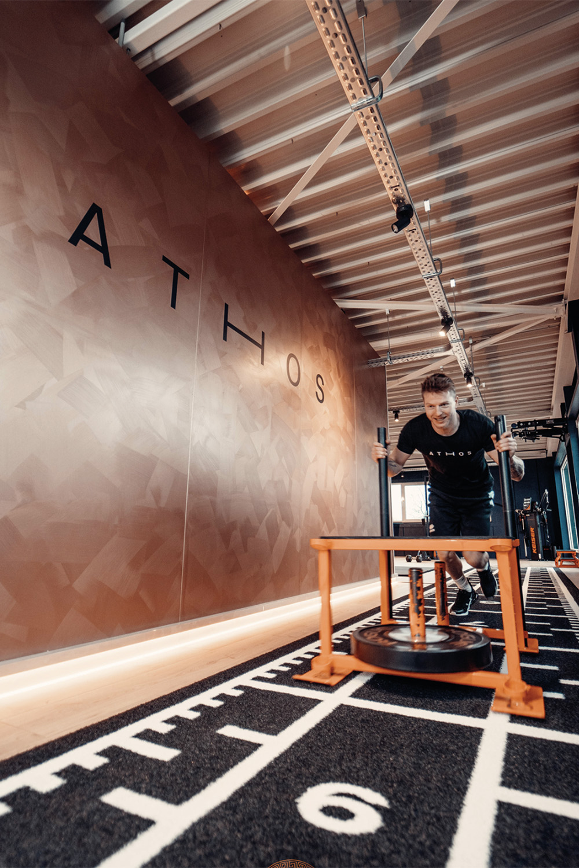 Personal Training Athos Trainig Center